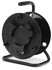 EMPTY CABLE REEL DRUM PROFESSIONAL ORGANIZER TRANSPORT ROLL CABLES LEADS WIRES
