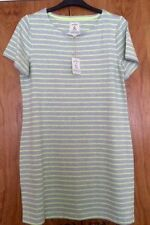 Joules Scoop Neck Striped Dresses for Women
