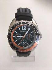 Nautica Men's Quartz Watch Chronograph Analogue