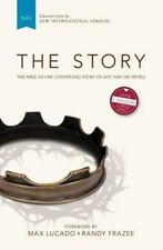 New The Story: The Bible as One Continuing Story of God and His People NIV Book