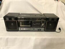 JVC PC-37 Portable Boombox Speaker System