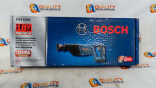 New Bosch CRS180B 18V Cordless Li-Ion 1-1/8 in. Reciprocating Saw (Bare Tool)