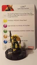 Heroclix CHAOS WAR Loki #042 Super Rare