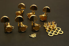 Free Shipping! Gotoh Machine Head Tuners SG301-20 Gold L3/R3 Set Made in Japan