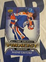 2005-06 Upper Deck All-Time Greatest #23 Wayne Gretzky Edmonton Oilers