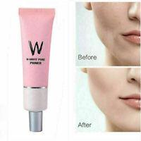 Pores Facial Primer Base Cream Pre-makeup Face Brighten Smooth Skin Invisible