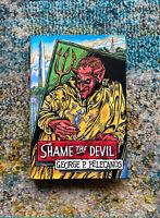 Shame The Devil George Pelecanos Signed Limited 1st Ed Book Dennis McMillan #260