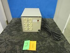ZENITH DATA SYSTEM STEP DOWN CONVERTER POWER SUPPLY 6 PLUG OFFICE DEVICES NEW