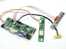 Kit For LTN170X2-L02 HDMI + DVI + VGA + Audio LCD  Controller Driver Board