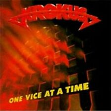One Vice at a Time by Krokus (Vinyl, Apr-2013, Back on Black)