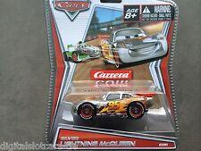 Carrera GO 61291 Silver Lightning McQueen Disney / Pixar Cars NEU OVP