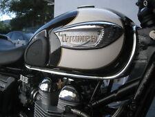 HIGHEST QUALITY FITS Triumph AMERICA SPEEDMASTER CHROME TANK TRIM speed master