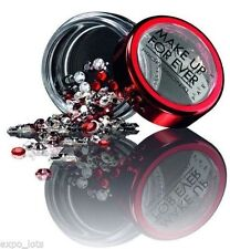 Make Up For Ever Moulin Rouge STRASS Jewels - Red, Black, Crystal Beads