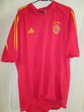 España 2004-2006 Home Football Shirt Tamaño Mediano / 13602