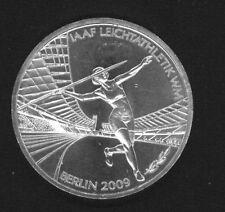 Bundesrepublik Münzen 2009 A 10€ Leichtathletik WM st