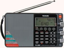 Tecsun PL880 PLL Dual Conversion AM FM Shortwave Portable Radio with SSB