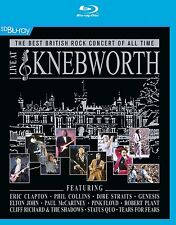 LIVE AT KNEBWORTH  BLU-RAY NEW+