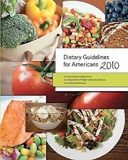 Dietary Guidelines for Americans 2010-ExLibrary