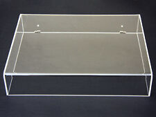 Thorens TD 145 160 165 166 MK II Turntable Haube Deckel Dust Cover for MKII TOP