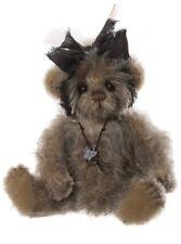 Maude Teddy - Minimo Collection par Charlie Bears - Édition Limitée - Mm195950a