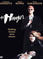 The Hunger (DVD, 2004)