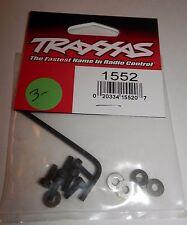 Traxxas 3x8mm Hex Cap Screws (6), Washers (6) Wrench (1) #1552 NIP