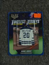 Timeless Collection Jerseys Magnet - Ed Belfour #20 Toronto Maple Leafs