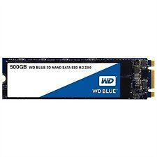 Ssd Western digital WD Blue SATA M.2 500GB 3d1