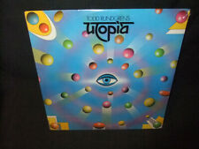 Todd Rundgren's Utopia 1st Self Titled Blue Sealed Vintage Vinyl LP Prog