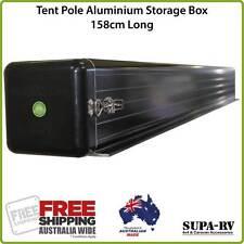 Caravan Pole Carrier Box 158cm Tent Pole Storage also suits Camper Trailers