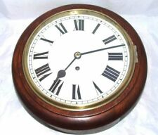 Wall Clock Mahogany Antique Clocks