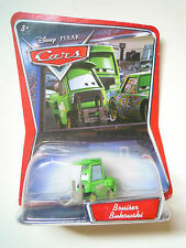 CARS Disney pixar cars BRUISER BUKOWSKI OFFERTA CON DIFETTO mattel 1:55 maclama