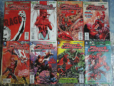 Red Lanterns New 52 #2-23 Lot of 18Diff Peter Milligan Sepulveda Demons Monsters