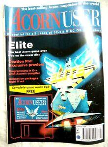 75584 Issue 158 Acorn User Magazine 1995