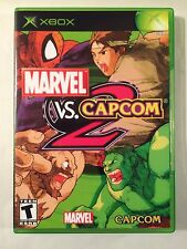 Marvel vs Capcom 2 - Xbox - Replacement Case - No Game