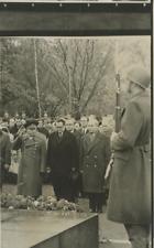 Prague, Memorial of Fallen Soviet Soldiers Vintage silver print Tirage argenti