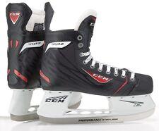 New CCM RBZ 60 ice hockey skates junior size 3 D black regular width skate jr
