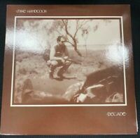 MIKE HANDCOCK (CHARLEY BROWNE) - DECADE LP VINYL EXCELLENT CONDITION RARE 1989