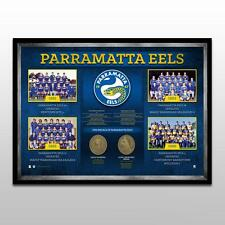 Parramatta Eels Historical Series – Framed