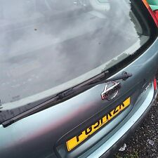 NISSAN ALMERA TINO REAR WIPER ARM AND BLADE