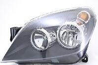 LHD headlights Vauxhall/Opel Astra Type-H  {04-10}   Set LHD headlamps