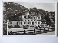 Ansichtskarte Hotel Alpenhof Osterhofen bei Bayrischzell  (Nr.701)