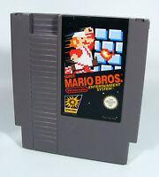 SUPER MARIO BROS. für NES Nintendo Entertainment System nur Modul brothers smb 1