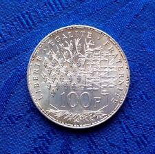 MONNAIE DE 100F PANTHEON 1983  EN ARGENT MASSIF 900%