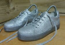 Schuh Shoes - Designer Glitter Pumps Trainers - Size 4 - Made in Italy