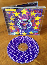 U2 - ZOOROPA RARE 1993 SOUTH AFRICAN ISSUE CD SSTARCD 6034