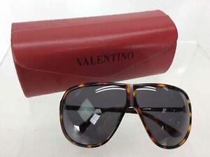 Valentino 1200/S QACDO Tortoise Sunglasses & Case