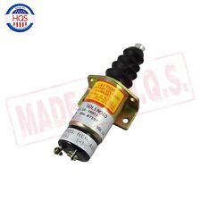 FUEL SHUT OFF SOLENOID replace FOR LISTER PETTER SOLENOID 366-07197 SA-3405T 12V
