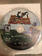 Ps3 3D Dot Game Heroes US Version Disc Only