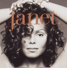 Janet. by Janet Jackson (CD, May-1993, Virgin)